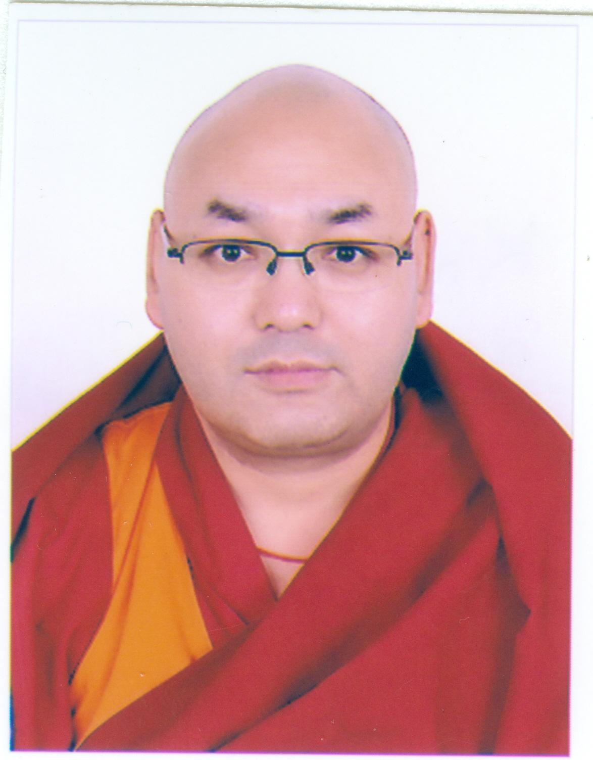 Khenpo Sonam Tenphel