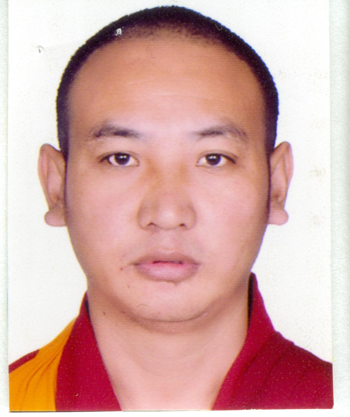 Lopon Thupten Gyaltsen