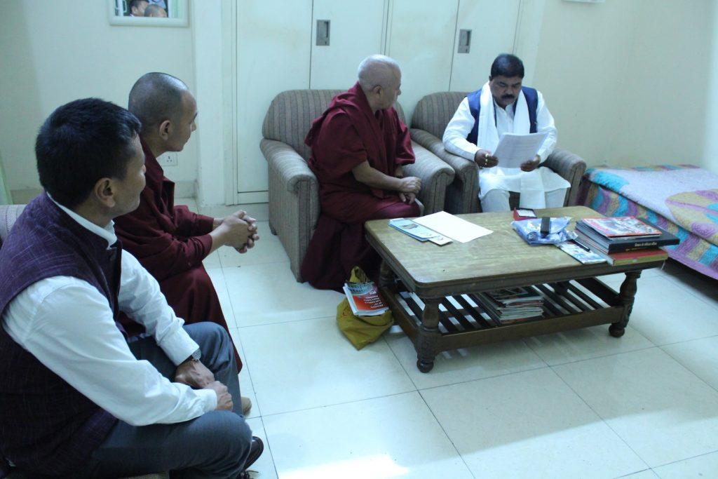 with-mr-dinesh-kashyap-mp-lok-sabha-2