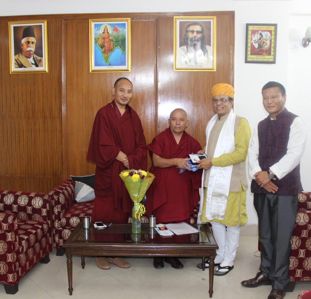 with-shri-narayan-lal-panchariya-mprajya-sabha