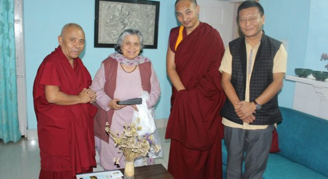 Indian MPs Reaffirm Support for Tibet Issue