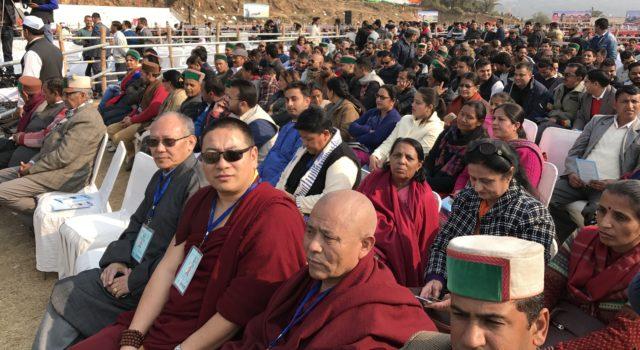 Tibetan Parliamentary Delegation Greeted Hon. Rahul Gandhi
