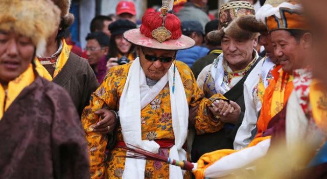 Tibetan Parliament Condoles Demise of Last King of Mustang Jigme Dorjee Palbar Bista
