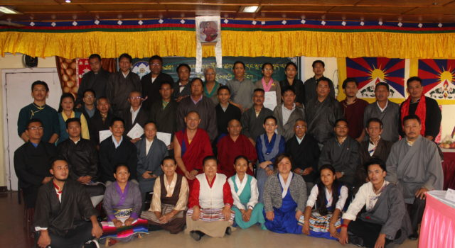 Successful Conclusion of the  Local Tibetan Assembly Workshop at Shillong