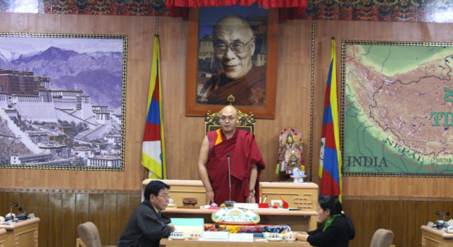 The 4th session of the 16th Tibetan Parliamentary commences today.