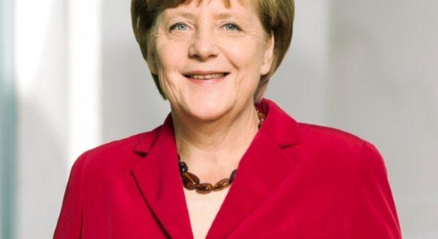 Speaker congratulates German Chancellor Angela Markel