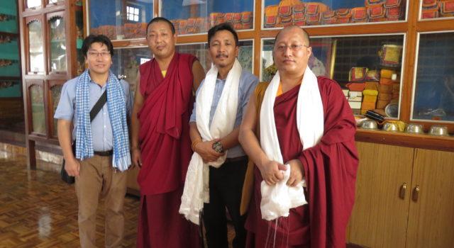 Parliamentarian Ven. Kunga Sotop and Mr. Dhondup Tashi Successfully concluded their official visit to Varanasi,Gaya and Phuntsokling Tibetan Settlement in Orissa.
