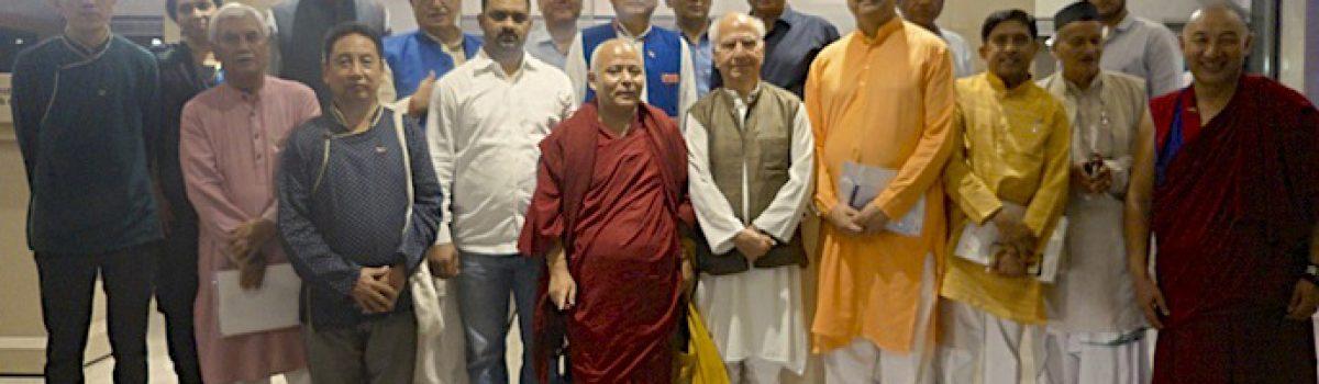 Successful conclusion of Delhi Tibet advocacy campaign by Tibetan Parliamentary delegation