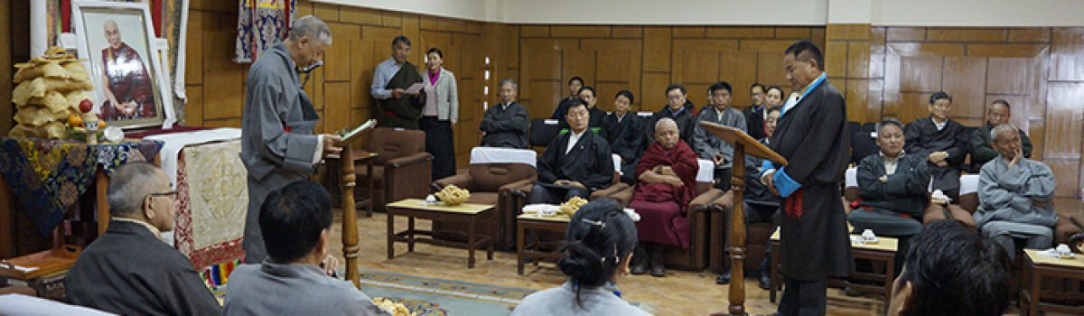 New Speaker of Tibetan Parliament Pema Jungney sworn in