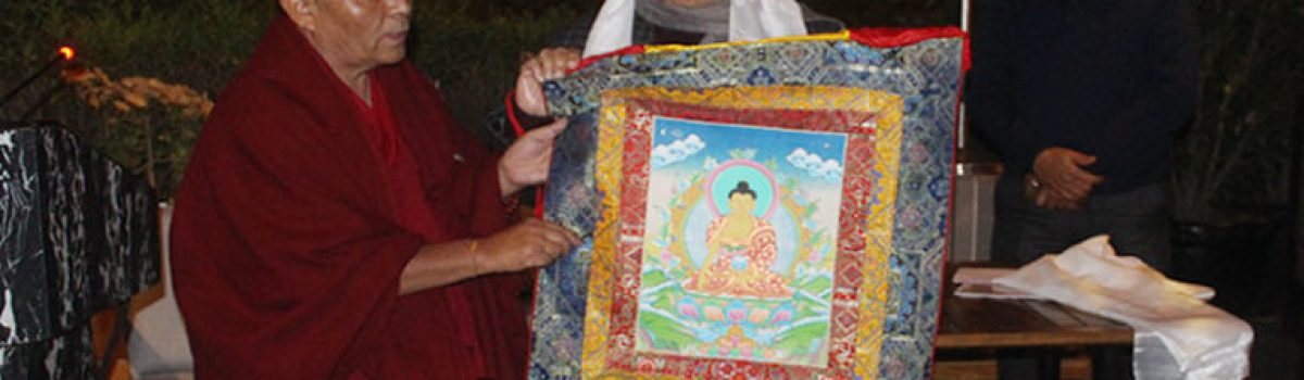 Tibetan Parliament-in-Exile hosts gala dinner to thank the Members of Indian Parliament