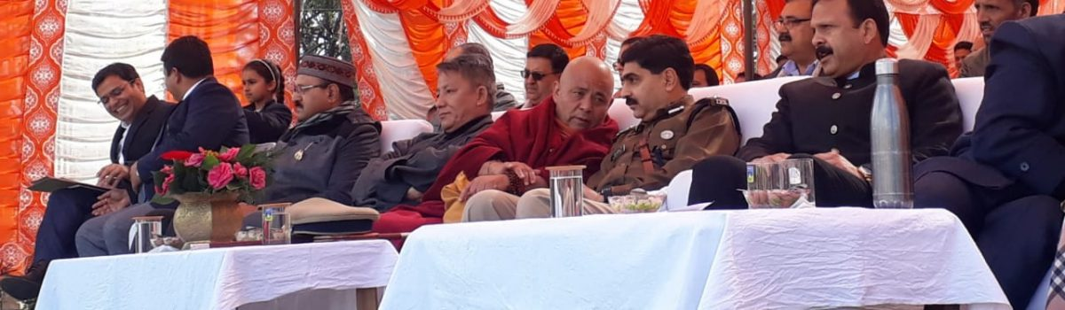 Deputy Speaker attends 70th Republic Day Function of India