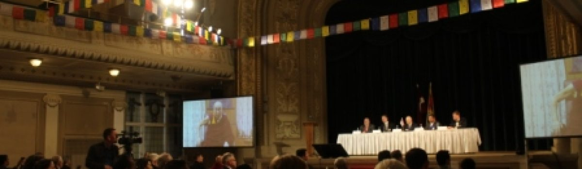 The Riga Declaration: 7th World Parliamentarians' Convention on Tibet