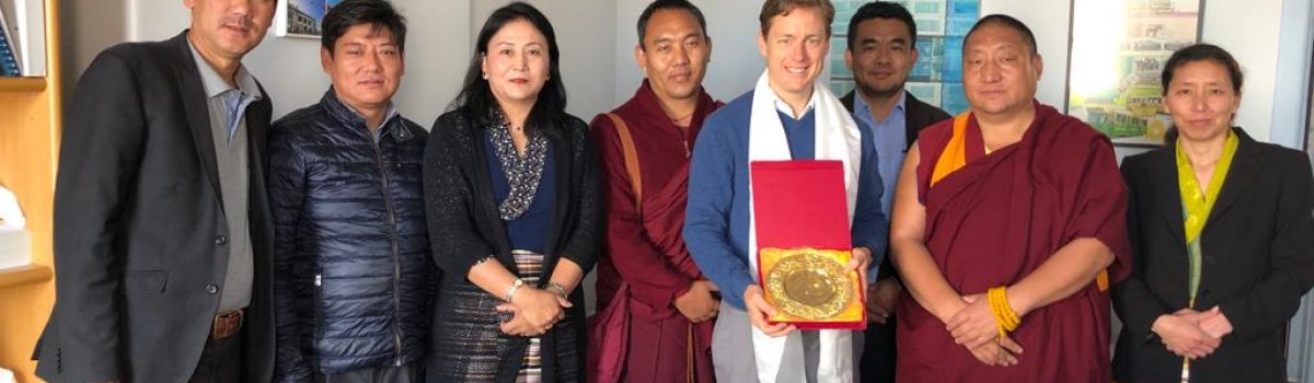 Tibetan Parliamentary Delegation advocates Tibet issue in Melbourne