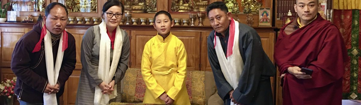 Parliamentarians Youdon Aukatsang and Tashi Dhondup's Visitation Program Underway in West Bengal