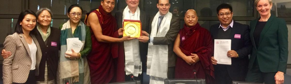 Tibetan Parliamentary Delegation Concludes Tibet Advocacy Campaign in Europe