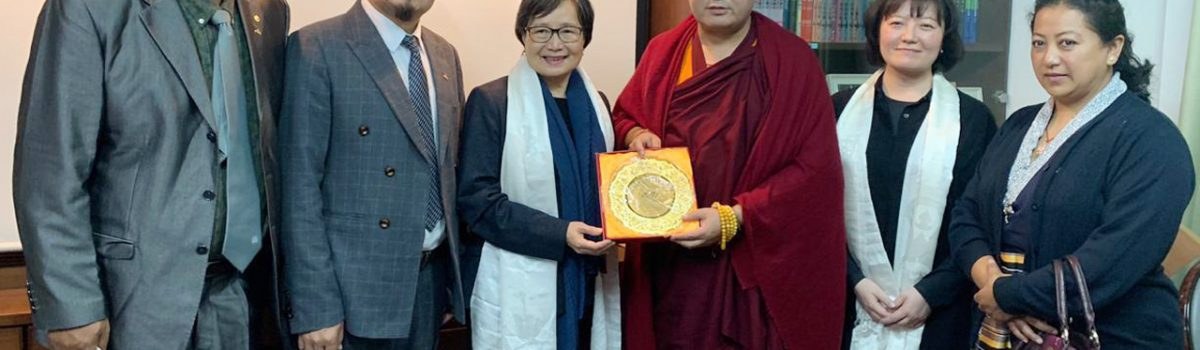 Tibetan Parliamentary Delegation Successfully Concludes Official Visitation Program to Taiwan