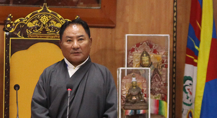 Speaker Pema Jungney to officially visit South Africa