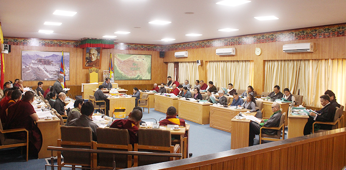 Tibetan Parliament-in-Exile approves CTA 2020-2021 budget