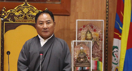 Speaker Pema Jungney to Officially Visit South India