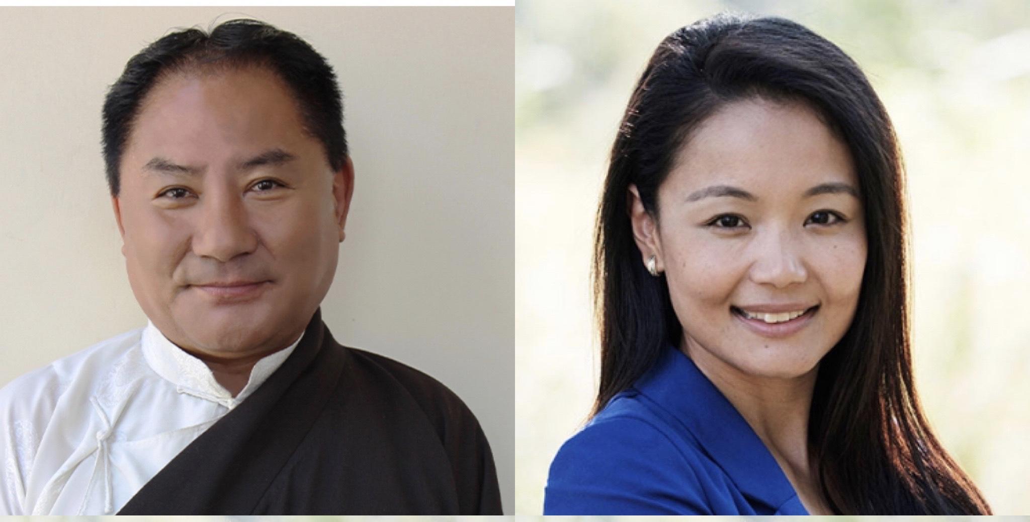Speaker Pema Jungney congratulates and commends MPP Bhutila Karpoche on the Historic passage of Bill-131