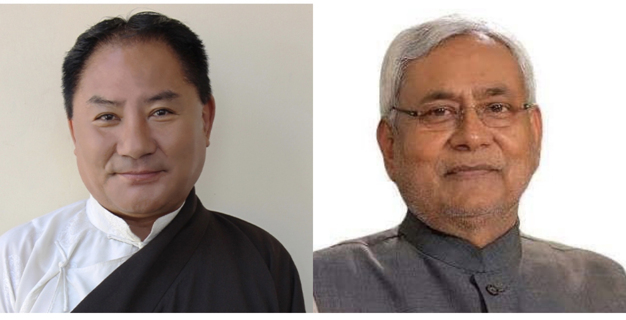 Speaker Pema Jungney congratulates Bihar CM on the election victory
