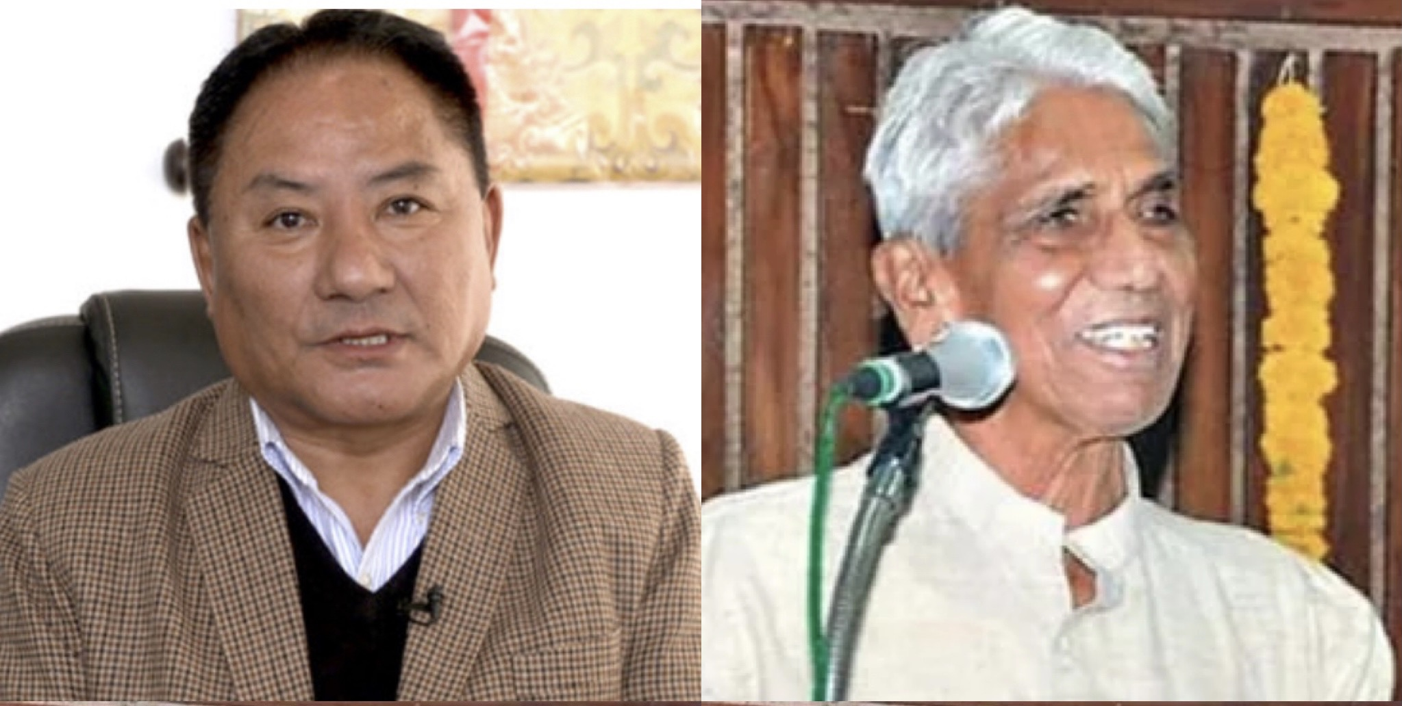 Speaker Pema Jungney condoles demise of Tibet supporter Dr P.G. Jyotikar