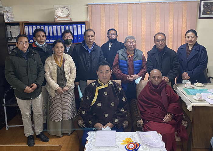 Deputy Speaker addresses the 17th Founding Anniversary of Central Council of Tibetan Medicine