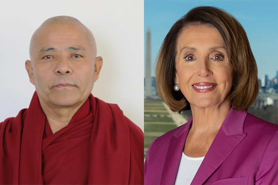 Deputy Speaker congratulates Nancy Pelosi on being re-elected as speaker of US House of Representatives