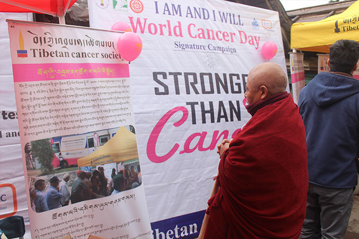 Deputy Speaker inaugurates signature campaign on world cancer day