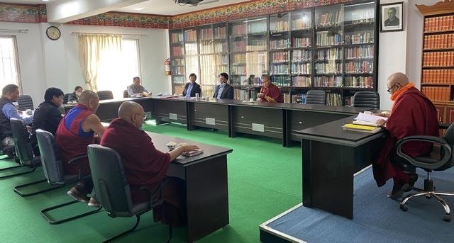 Parliamentarians Tenzin Jamyang and Geshe Gangri appointed members of the Standing Committee