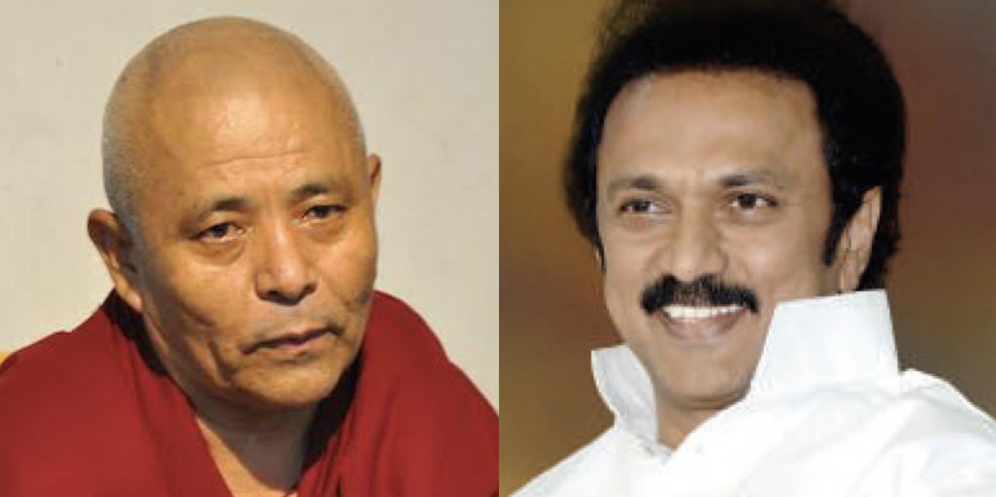 Deputy Speaker congratulates CM  M. K. Stalin of Tamil Nadu on election victory